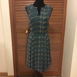 Halogen pleated dress 14